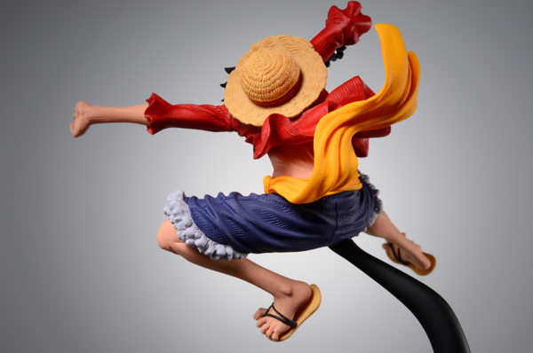 Action Figure D.Luffy 2