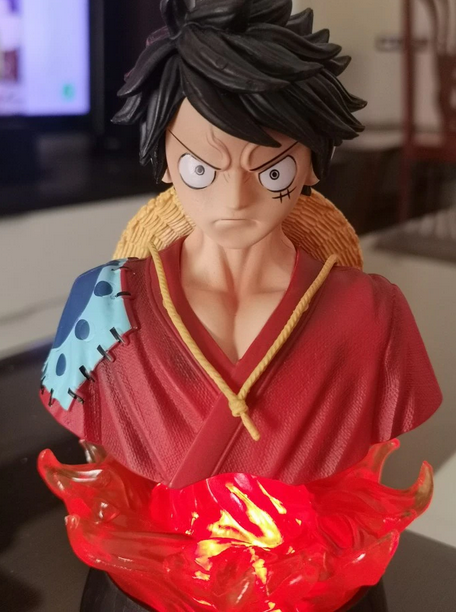Busto D.Luffy 3