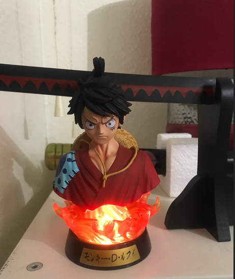 Busto D.Luffy 6