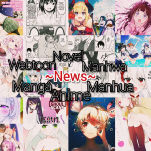 Logotipo do grupo de ~News~[Anime][Mangá+Manhua+Manhwa+Webtoon]Novel{[+}]